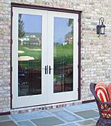 Doors for Double outswing exterior french doors
